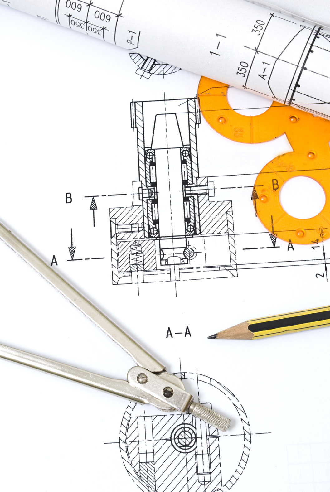 Technical Drawing - Patent Prosecution