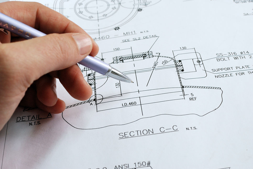 Technical Drawing - IP Licensing