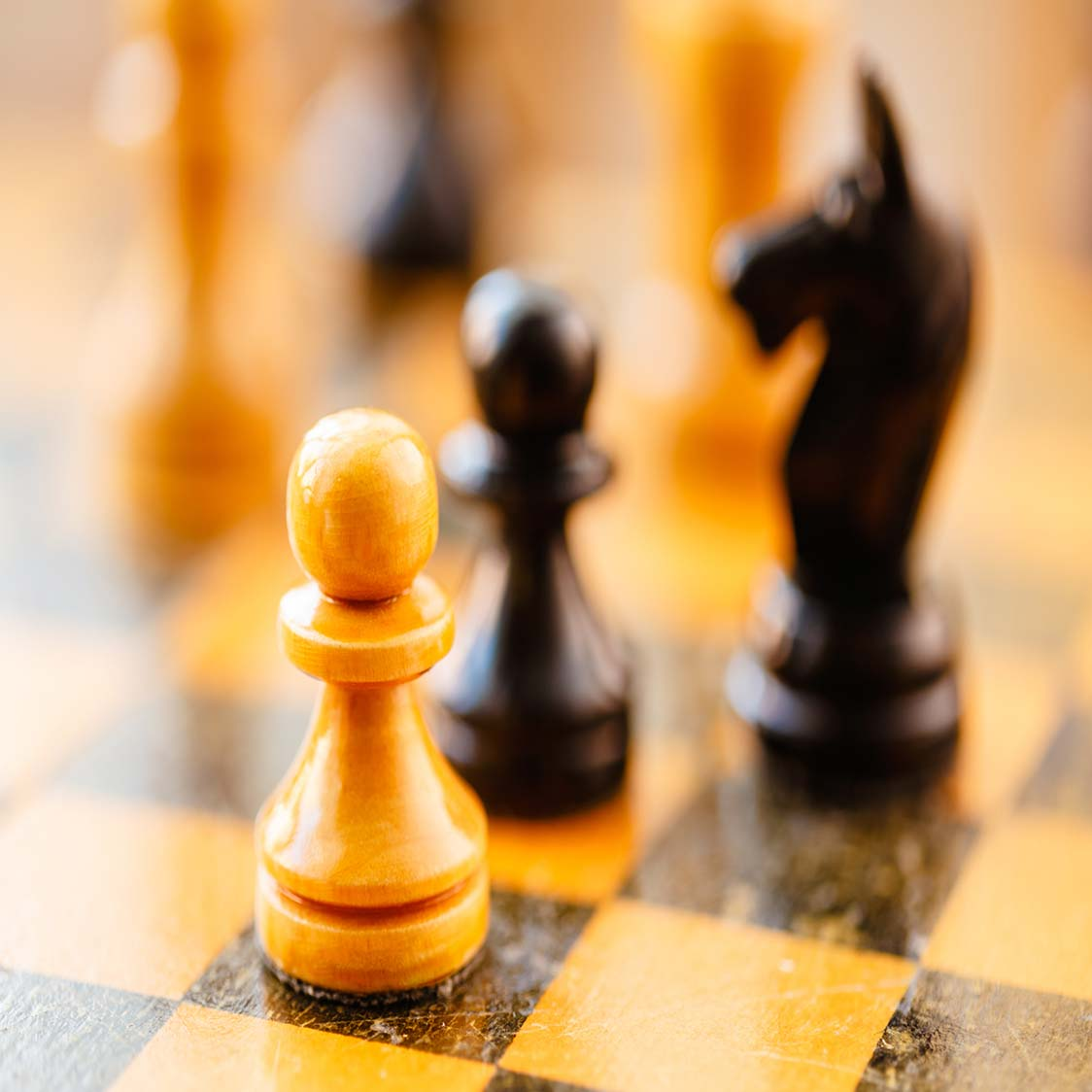 Chess Pieces - IP Strategy