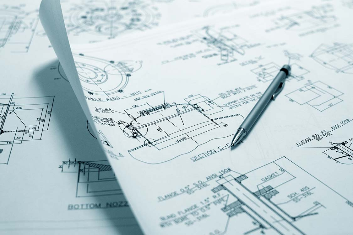 Technical Drawing - Trade Secret Counseling